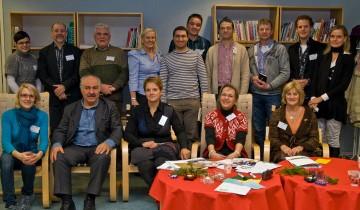 DIALE Project Kick Off Meeting in Hameenlina Finland Dec 2010